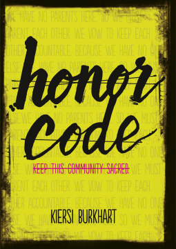 Review: Honor Code by Kiersi Burkhart - Lisa Talks About